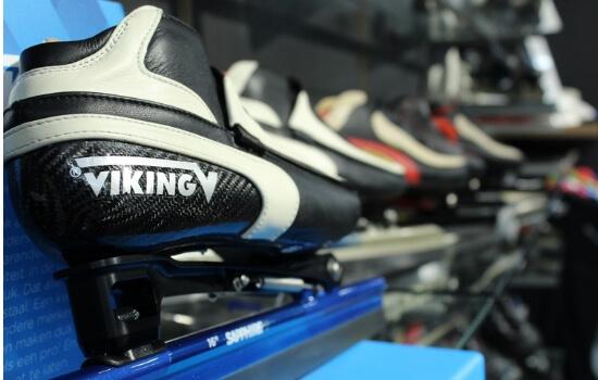 Nieuwe schaatsen
